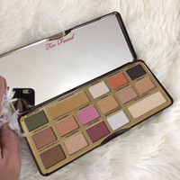 Newest too fc ed Chocolate Gold palette eyeshadow Too fA ce ...
