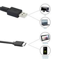 JINSHENGDA гибкий 5,5 мм USB Тип C эндоскоп инспекции камеры ПК для Android