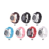 V8 Smart Watch With Sim TF Card Slots Bluetooth Smartwatches...