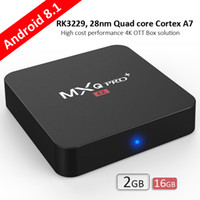 MXQ Pro TV Box Android 8. 1 RK3229 Quad Core 2gb 16gb Best Sm...