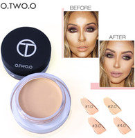 NEW 4colors Full Cover Concealer Cream Makeup Primer Cover P...