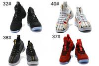 2018 nouveau LeBron XV Low EP 15 James Triple Noir Hommes   femmes   enfants  Chaussures 6fa5b2305