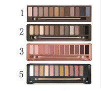 HOT Makeup Eye Shadow Heat Palette 12 New Colors Eye Shadow ...