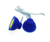 Electro Nipple Sucker per l'ingrandimento del seno Clitoride massaggiatore per le donne Bust Enhancer Scosse elettriche giocattoli del sesso Accessori
