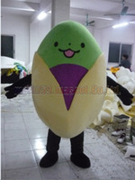 Common Pistache mascot costume Free Shipping Adult Size, Pist...