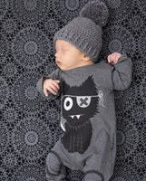 New baby rompers baby boy clothing cotton newborn baby girl ...