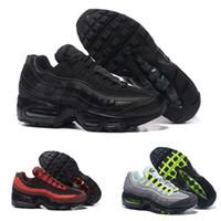 new product a924b 28029 Nike air max 95 nouveau 95S 20 Hommes Authentiques Chaussures de Sport Pour  Hommes Air Coussin