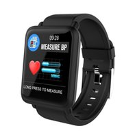 H1 Smart Hand Heart Rate Blood Pressure Oxygen Clock Reminde...