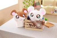 20cm Cute Hamster Mouse Plush Toy Stuffed Soft Animal Hamtar...