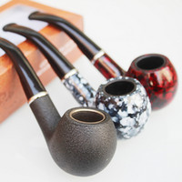 Durable Resin Smoking Pipes Holder Pipes for Smoking Tobacco...