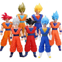 Dragon Ball Z 15 pollici Action Figure Dragon Ball Z Super Saiyan SON GOKU Vegetto Special Goku Ultra Instinct