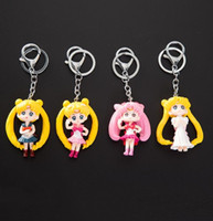 keychain Twinkle Dolly Sailor Moon Keychain Cute Version Act...
