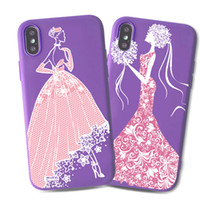 Phone cases For iphone 6S 7 8 Plus X Samsung Galaxy S8 S9 Pl...