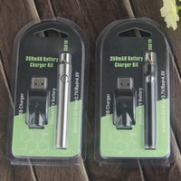 350 Mah Electronic Cigarette Battery Charger Kit with 3 diff...