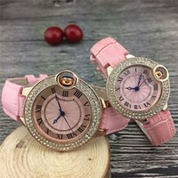 Womens Watches Leather Quartz Wristwatches fashion C Luxury ...