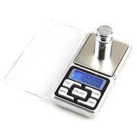 Balance de poche numérique LCD Portable Balance de bijoux électronique Or Diamant Balance Balance Poids Balance 200g / 500g c272