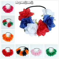 11Designs Simulation Flower Garland INS Hot Summer Vacation ...