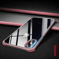 hot new product hybrid transparent case multi colors TPU Sho...