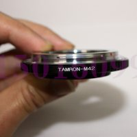 Tamron- M42 Lens Adapter for Tamron Adaptall 2 AD2 Lens to M4...