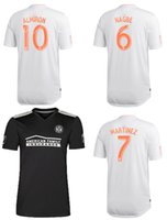 18 19 Atlanta United Soccer Jersey ALMIRON JONES MARTINEZ GA...