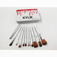 Kylie Makeup Brushes 12 pcs set Professional Eyeshadow Brush...