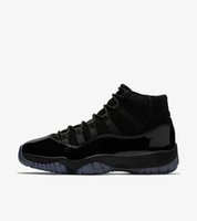 Prom night 11s Cap and Gown blackout mens Basketball Shoes S...