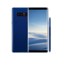 unlocked 6. 3inch Goophone Note8 Fingerprint Show 4GB RAM 64G...