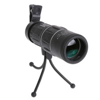 Telescopio Monoculare 16x52 Dual Focus Telescopio Monoculare / Portata Monoculare per Outdoor Sports binocolo turismo vendita calda