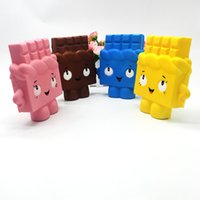 12cm Kawaii Squeezed Squishy Jumbo Chocolate Slow Rising Sof...