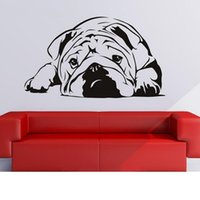 For Kids Room Bedroom Decor Wall Art Decoration English Bull...