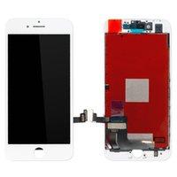 Top Tianma Qualidade para iphone 8 8 Plus LCD Screen Display Toque Assembléia digitador Peças de reposição de 100% Testes para iphone 8 8plus Painéis