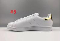 Nuovi arrivi Stan Shoes Fashion Sneakers Casual Sport Leather Lovers Smith Scarpe Zapatos Mujer taglia grande