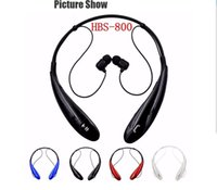 For HBS 800 Bluetooth Headphones Wireless Bluetooth Earphone...