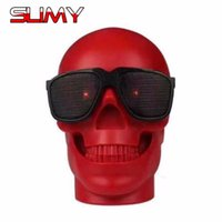 Slimy LED Bluetooth Speaker Wireless Hands Free Portable Spe...
