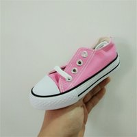 2018 style wholesale classic canvas shoes kids fashion high ...