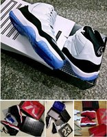 Concord 11s Bred 11 Wholesale with box Win Like 96 ice blue ...