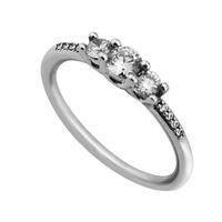 Pierścienie Kompatybilny z biżuterią Pandora Bajka Blisko Srebrny Pierścionek Dla Kobiet Oryginalne 100% 925 Sterling Silver Biżuteria Ring Hurt