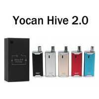 Authentic Yocan Hive 2. 0 Kit Vaporizer Starter Kit 650mAh Bo...