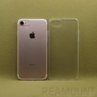 Transparente Hartplastik-PC-Hülle für iPhone 8 iPhone X Matte Clear Cover leere Haut ultradünne Handy