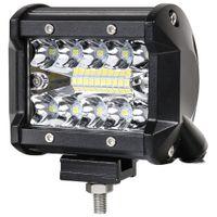 10 STÜCKE 70 Watt 4 zoll LED Arbeitslicht Bar Lampe für Motorrad Traktor Boot Offroad 4WD 4x4 Lkw SUV ATV Spot Flut 12 v 24 v