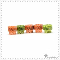 Snakeskin 810 Resin Drip Tip Colorful Ecig Vape Accessory Dr...
