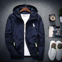 Hombres Primavera Autumn Windrunner Jacket Chaqueta delgada Chaqueta Coatrelase Su X T N F Ski-Wear La chaqueta de la cara con capucha de la ropa de la cara 3xl 4xl 5xl