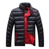 DIMUSI повседневная куртка мужчины AutumnWinter мужская хлопковая смесь мужская куртка-бомбер и пальто повседневная толстая верхняя одежда Casaco Masculino 4XL