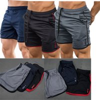 Pantaloncini uomo Tech Tech Quick Dry Shorts 2018 Salotto estivo Sport Running Felpe Linea Coulisse Allenamento Pantaloni da jogging Pantaloncini sportivi M-2XL