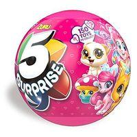 Detaliczna Nowa 5 Niespodzianka Lalka Jajka Chłopcy Dziewczęta Ocean Wersja 150 Zabawki do zbierania Realistyczne Dolls Dolls LOL Lalka w piłce 5knds Surprise T30
