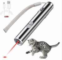 Cat Chaser Toys 2 in 1 Multifunzione Funny Cat Chaser Giocattoli Interactive LED Light Training Tools