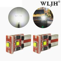 WLJH Canbus 9W T10 W5W Led Clearance Light Bulb for VW Passa...