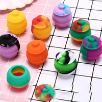 Silicone Honey Pots Oil Wax Dab Containers Jars Nonstick 35M...