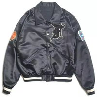 Fog MANUEL Men' s Baseball Jackets Fear of GodTop Qualit...