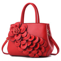 New style women handbag with large capacity European and Ame...